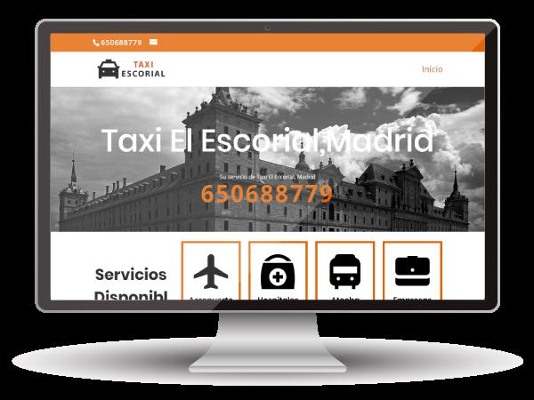 Taxi Escorial Madrid