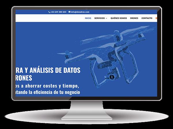 Análisis de Datos con Drones, Datadron