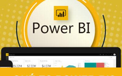 ¿Qué es Power BI?