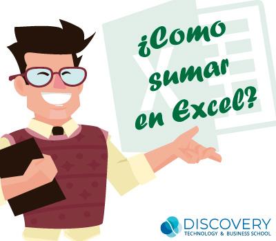 Como sumar en Excel