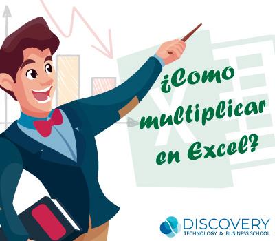 Como multiplicar en Excel