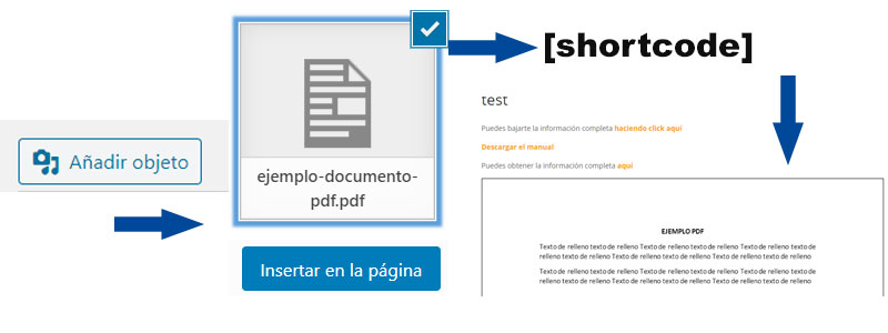 plugin pdf wordpress