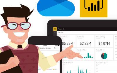 Obtener datos desde OneDrive en Power BI