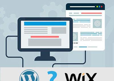 wix o wordpress