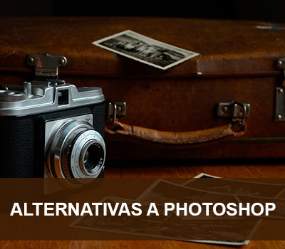 Alternativas a Photoshop