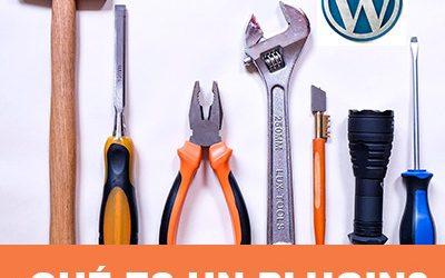 ¿Qué es un plugin? | Las Apps de wordpress