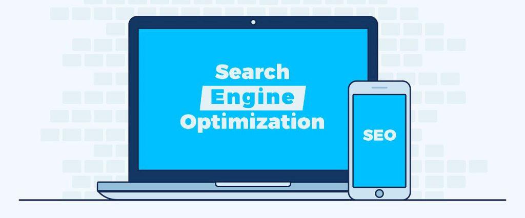 crear página web promocionar con seo