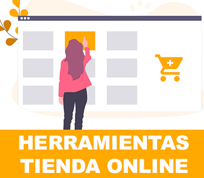 Herramientas para tienda online