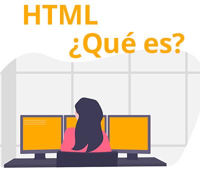 HTML: Qué es y significado