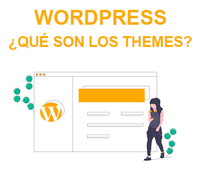Qué son los themes en WordPress