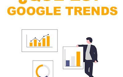 Qué es Google Trends   Buscar tendencias