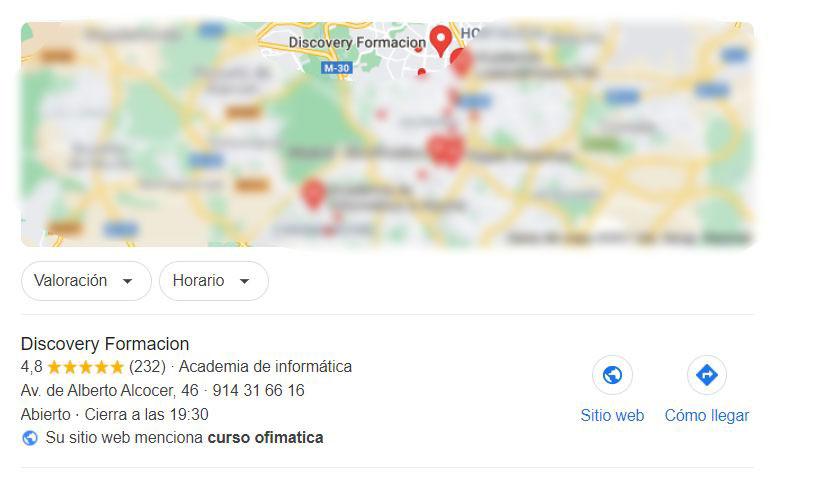 google my business qué es